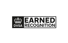 DVSA Driver and Vehicle Standards Agency Earned Recognition Jaama
