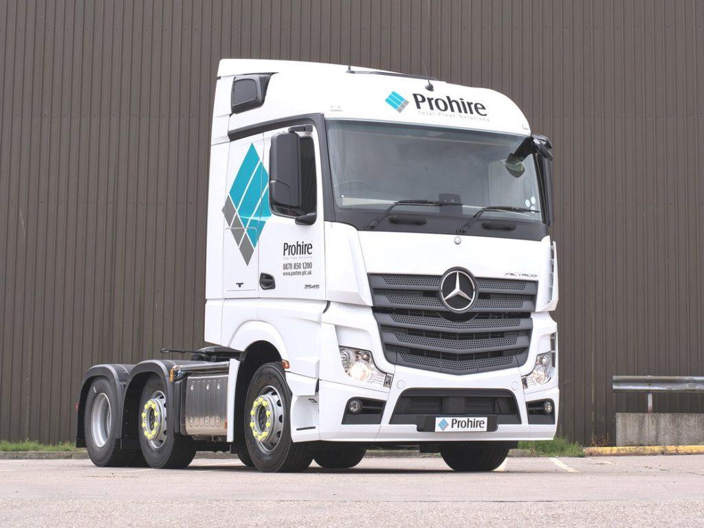 Prohire Truck Jaama Customer